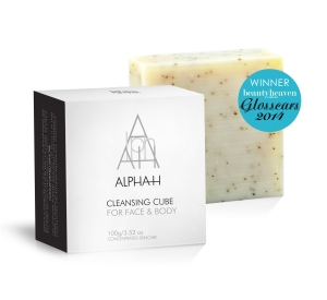 Alpha H Cleansing cube
