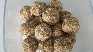 Carla protein balls