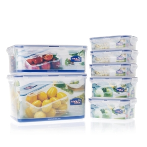 Lock & Lock Classic 7 Piece Set