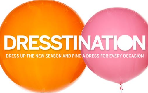 Dress for Your Shape this Dresstination