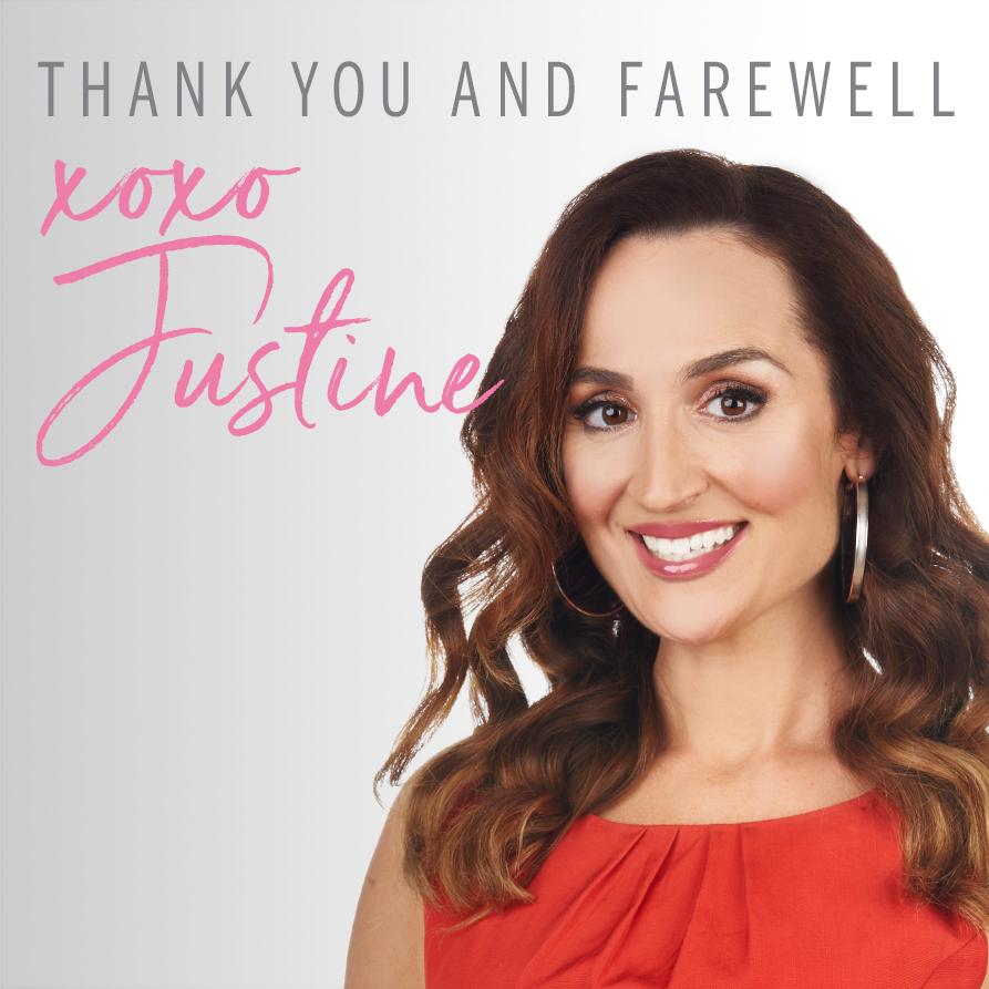 Farewell Justine