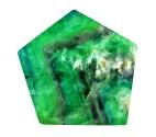Chinese Fluorite Hexagons