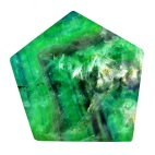 Chinese Fluorite Hexagons